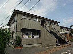 レジデンス御茶屋[2階]の外観