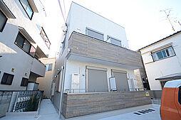 大阪府堺市西区浜寺諏訪森町東2丁の賃貸アパートの外観