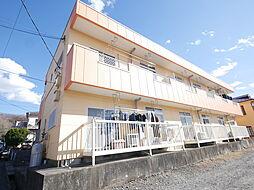 神奈川県厚木市鳶尾5丁目の賃貸アパートの外観