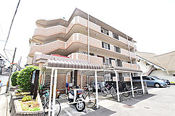 大阪府堺市北区東上野芝町2丁の賃貸マンションの外観