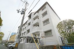 大阪府箕面市船場西1丁目の賃貸マンションの外観
