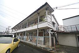 大阪府堺市西区津久野町3丁の賃貸アパートの外観