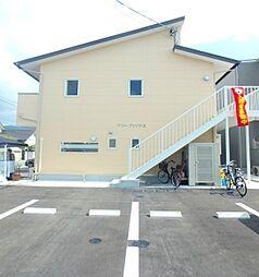 福岡県福岡市早良区田隈1の賃貸アパートの外観