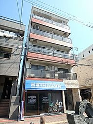 大阪府池田市大和町の賃貸マンションの外観