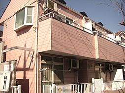 プチハウス[103号室]の外観