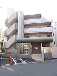 ドミール聖蹟桜ヶ丘[203号室]の外観