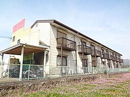 滋賀県米原市西山の賃貸アパートの外観