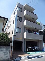 東京都八王子市並木町の賃貸マンションの外観