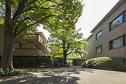東京都目黒区駒場4丁目の賃貸マンションの外観