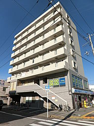 千葉県市原市八幡の賃貸マンションの外観