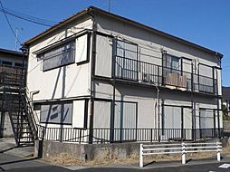 俊明荘[1階]の外観