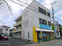 コーポ藤田[101号室]の外観
