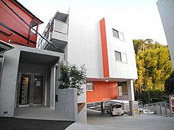 長崎県長崎市白木町の賃貸マンションの外観
