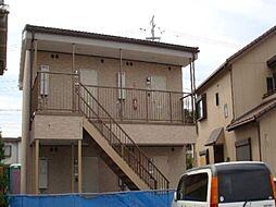 愛知県小牧市常普請2丁目の賃貸アパートの外観