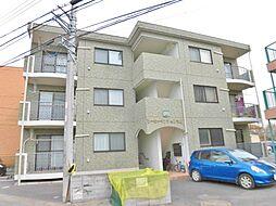 神奈川県綾瀬市大上1丁目の賃貸マンションの外観