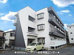 ホウトクマンション[1階]の外観