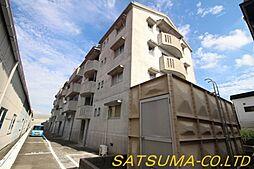 徳島県徳島市末広2丁目の賃貸マンションの外観