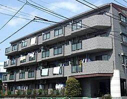 東京都練馬区高松2丁目の賃貸マンションの外観