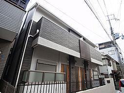 兵庫県神戸市須磨区古川町4丁目の賃貸アパートの外観