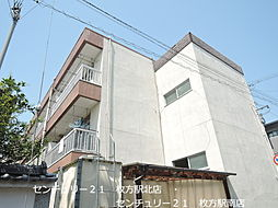 福田マンション[2階]の外観
