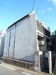ルピエ片江II[201号室]の外観