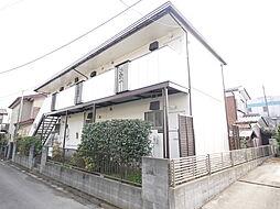 神奈川県厚木市戸室5丁目の賃貸アパートの外観