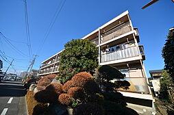 神奈川県相模原市中央区横山3丁目の賃貸マンションの外観