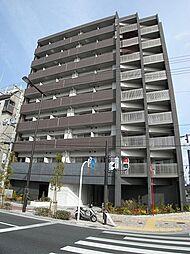 クレアート大阪トゥールビヨン[6階]の外観