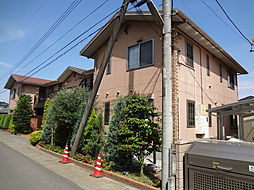 東京都八王子市叶谷町の賃貸アパートの外観