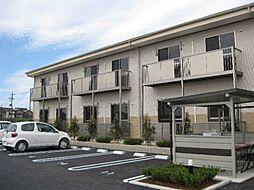 愛知県東海市富木島町の賃貸アパートの外観
