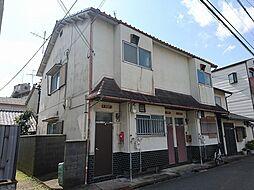 大阪府大阪市東淀川区淡路2丁目の賃貸アパートの外観