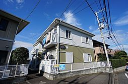 埼玉県和光市下新倉4丁目の賃貸アパートの外観