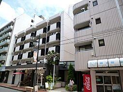 東京都国分寺市本町4丁目の賃貸マンションの外観