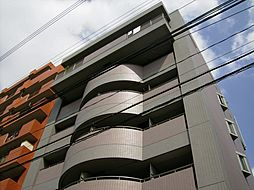 大阪府大阪市西淀川区御幣島2丁目の賃貸マンションの外観