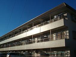 南八幡ガーデンビレッジ[101号室]の外観