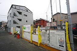 東急田園都市線 溝の口駅 徒歩10分の賃貸アパート