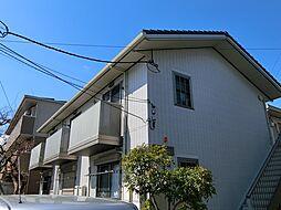 アパートメントK−3[2階]の外観