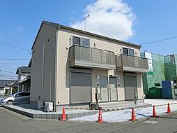 [テラスハウス] 栃木県宇都宮市インターパーク1丁目 の賃貸【/】の外観