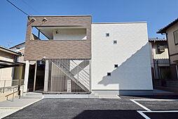 東武東上線 新河岸駅 徒歩16分の賃貸アパート