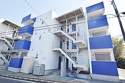 JR常磐線 新松戸駅 徒歩13分の賃貸アパート