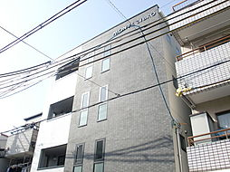 大阪府大阪市東住吉区杭全2丁目の賃貸マンションの外観
