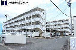 ビレッジハウス小田渕 1号棟[2階]の外観