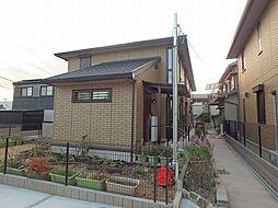 大阪府箕面市西宿1丁目の賃貸アパートの外観