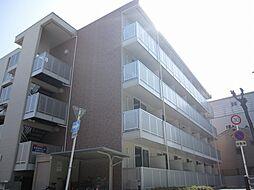 レオパレスレヴェルベールIII[4階]の外観