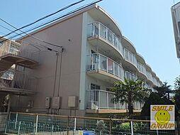 市川カトレアハイツ宮崎[3階]の外観