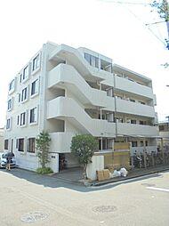 神奈川県横浜市南区中里3丁目の賃貸マンションの外観
