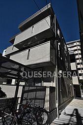 大阪府大阪市都島区中野町2丁目の賃貸マンションの外観