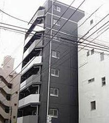 東京都墨田区亀沢1丁目の賃貸マンションの外観