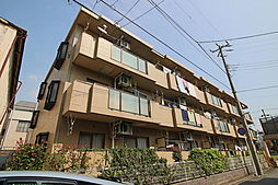 千葉県市川市広尾1丁目の賃貸マンションの外観