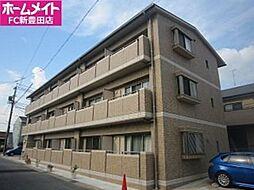 愛知県豊田市金谷町4の賃貸マンションの外観